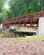 photo of southernmost bridge