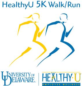 HealthyU 5K logo