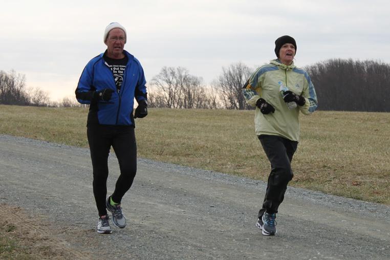 photo of Bruce Hubbard and Lisa Lofland