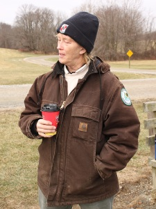 photo of park ranger
