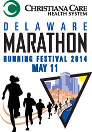 Delaware Marathon Running Festival logo