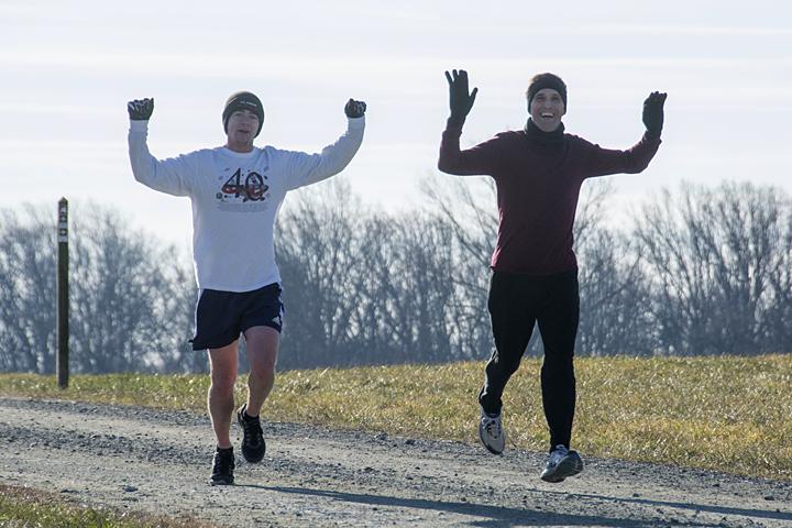photo of Jordan Deshon and Mike Shay
