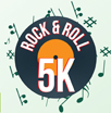 Rock and Roll 5K logo