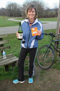 photo of giveaway winner Judy D'iorio