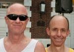 photo of Mark Deshon and Bill Rose