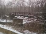 photo of Pomeroy Trail bridge over White Clay Creek