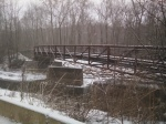 photo of Pomeroy Trail bridge over White Clay Creek