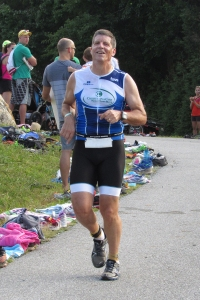 photo of Rich Braun at Top of Delaware Duathlon 2016