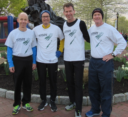 photo of CRR relay team