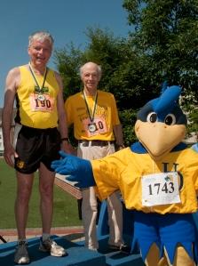 photo of Bob Taggart, Bob Bennett, and YoUDee