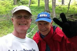 photo of Mark Deshon and Bob Bennett
